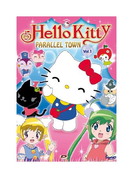 Hello Kitty - Parallel Town 01 (Eps 01-06)