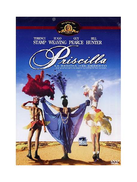 Priscilla La Regina Del Deserto