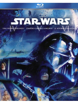 Star Wars Original Trilogy - Episodi 4-5-6 (3 Blu-Ray)