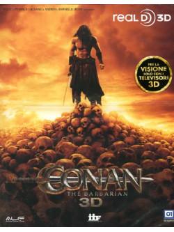 Conan The Barbarian (3D) (Blu-Ray 3D)