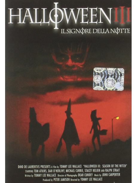 Halloween 3 - Il Signore Della Notte