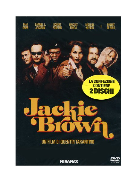 Jackie Brown (2 Dvd)