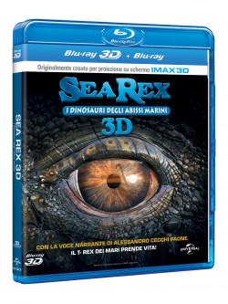 Sea Rex - I Dinosauri Degli Abissi Marini (Blu-Ray 3D)