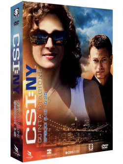 C.S.I. New York - Stagione 05 02 (3 Dvd)