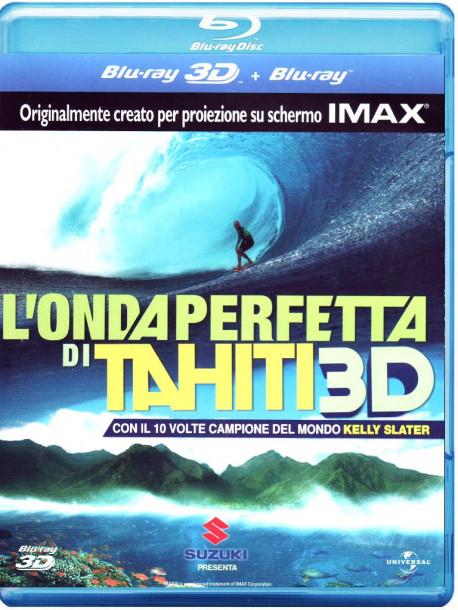 Onda Perfetta Di Tahiti (L') 3D (Blu Ray+Blu Ray 3D)