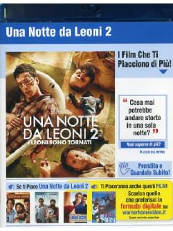 Notte Da Leoni 2 (Una) (Blu-Ray+Copie Digitali)