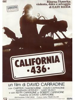California 436 (Ed. Limitata E Numerata)
