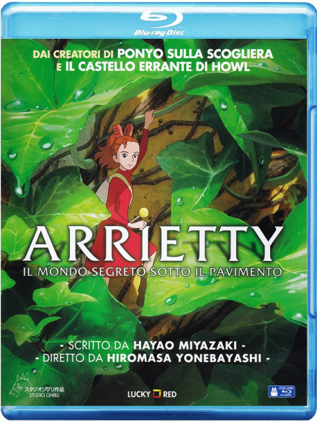 Arrietty - Il Mondo Segreto Sotto Il Pavimento