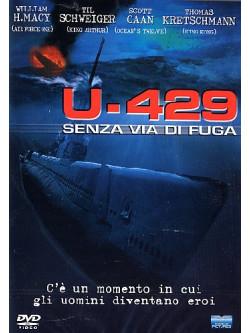 U-429 - Senza Via Di Fuga