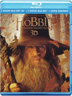 Hobbit (Lo) - Un Viaggio Inaspettato (2 Blu-Ray 3D+2 Blu-Ray+Copia Digitale)