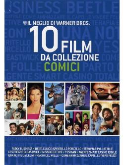 Warner Bros. - 10 Film Da Collezione Comici (10 Dvd)