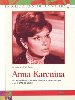 Anna Karenina (1974) (3 Dvd)