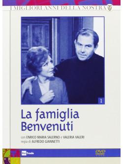 Famiglia Benvenuti (La) - Stagione 01 (3 Dvd)