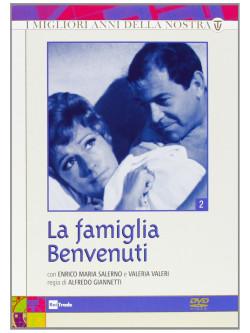 Famiglia Benvenuti (La) - Stagione 02 (3 Dvd)