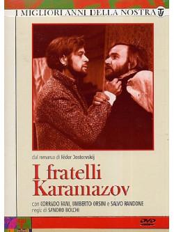 Fratelli Karamazov (I) (4 Dvd)