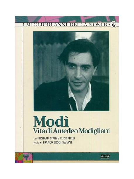 Modi' - Vita Di Amedeo Modigliani (3 Dvd)