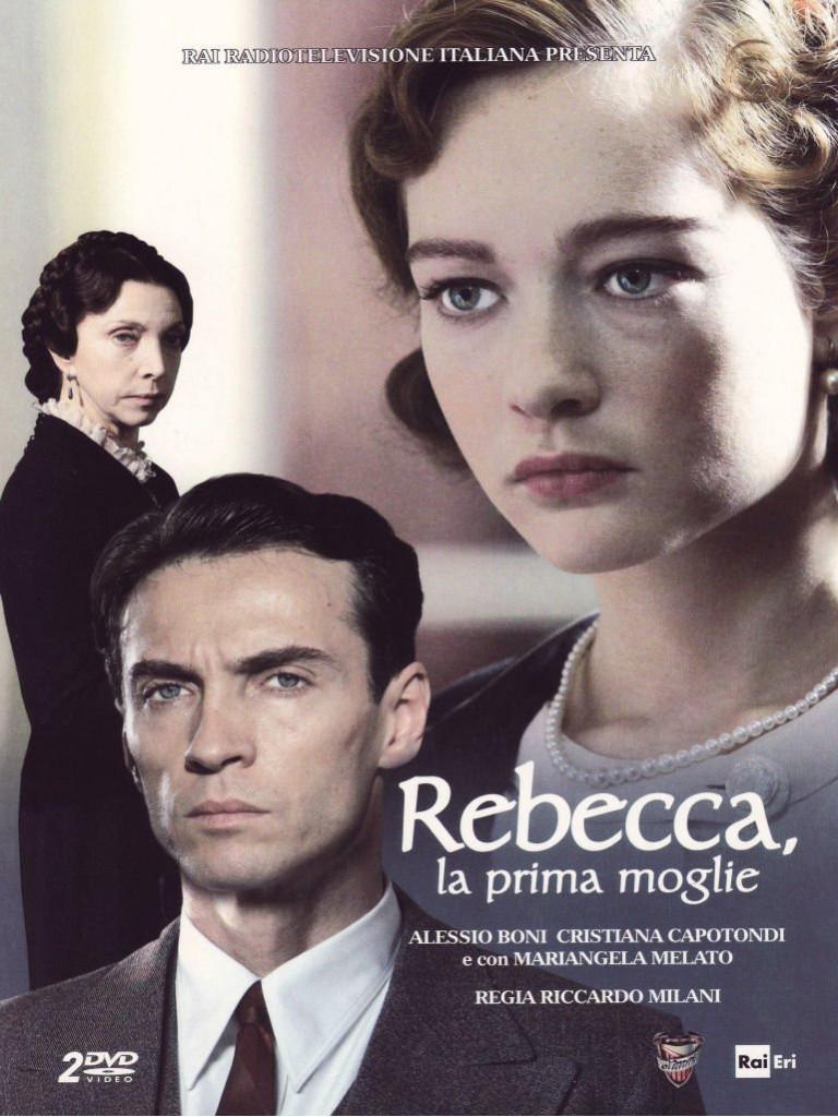 Rebecca La Prima Moglie 2008 2 Dvd Dvd It