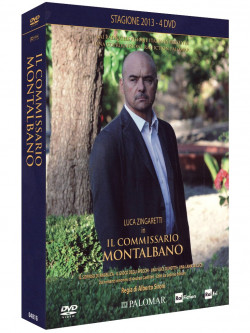 Commissario Montalbano (Il) - Stagione 2013 (4 Dvd)
