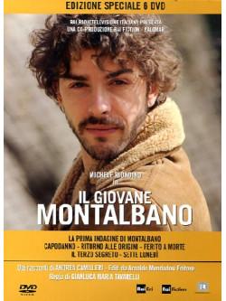 Giovane Montalbano (Il) - Stagione 01 (6 Dvd)