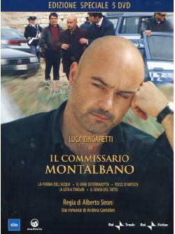 Commissario Montalbano (Il) - Box 01 (5 Dvd)