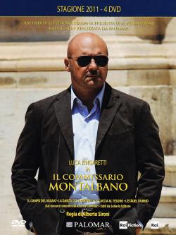 Commissario Montalbano (Il) - Stagione 2011 (4 Dvd)