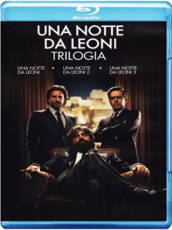 Notte Da Leoni (Una) - La Trilogia (3 Blu-Ray)