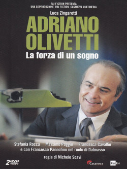 Adriano Olivetti - La Forza Di Un Sogno (2 Dvd)