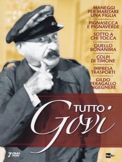 Gilberto Govi - Tutto Govi (7 Dvd)