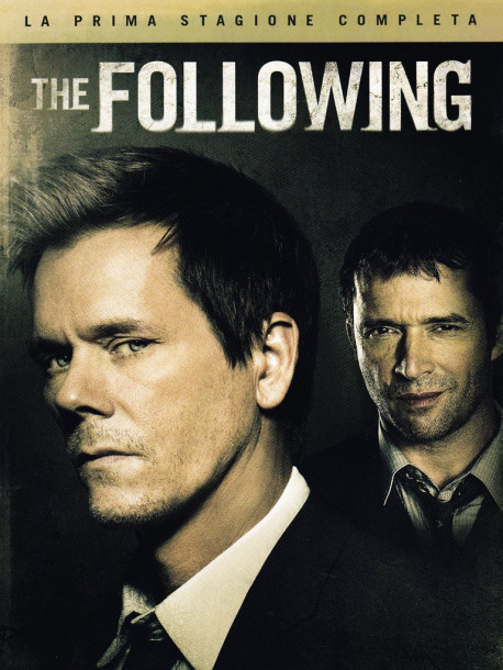 Following (The) - Stagione 01 (4 Dvd)