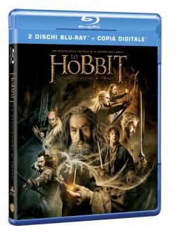 Hobbit (Lo) - La Desolazione Di Smaug (2 Blu-Ray)