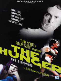 Hunger (The) - Serie 01 (4 Dvd)