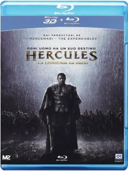 Hercules - La Leggenda Ha Inizio (3D) (Blu-Ray 3D+Blu-Ray)