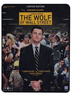 Wolf Of Wall Street (The) (Ltd Metal Box) (2 Blu-Ray)