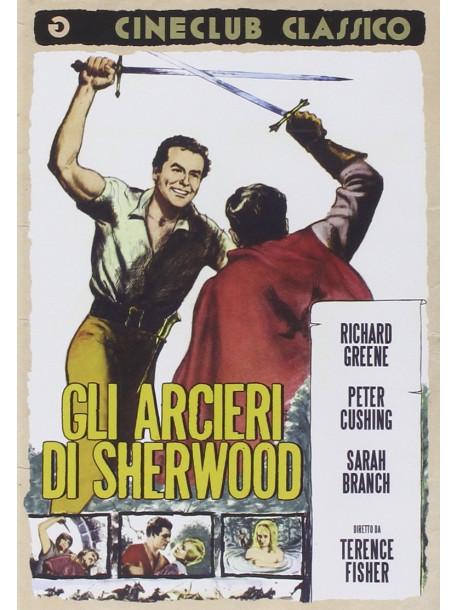 Arcieri Di Sherwood (Gli)