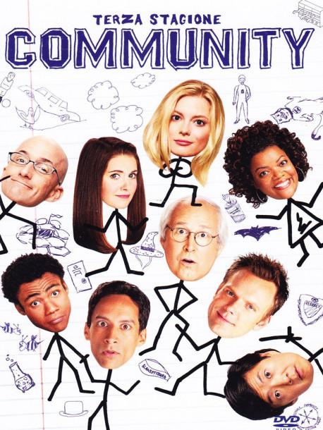 Community - Stagione 03 (3 Dvd)