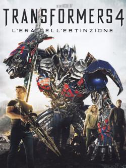 Transformers 4 - L'Era Dell'Estinzione