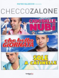 Checco Zalone - La Triloggia (3 Dvd)