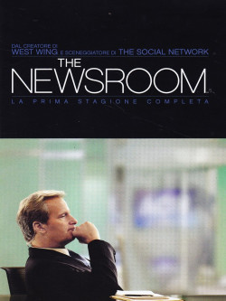 Newsroom (The) - Stagione 01 (4 Dvd)