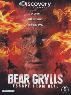 Bear Grylls - Escape From Hell (2 Dvd)