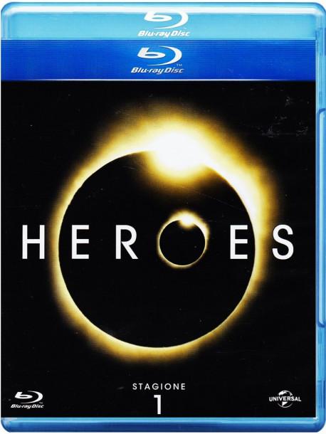 Heroes - Stagione 01 (5 Blu-Ray)
