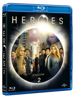 Heroes - Stagione 02 (3 Blu-Ray)