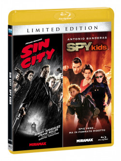 Sin City / Spy Kids (Ltd) (2 Blu-Ray)
