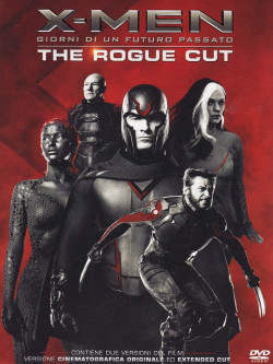 X-Men - Giorni Di Un Futuro Passato (The Rogue Cut) (2 Dvd)