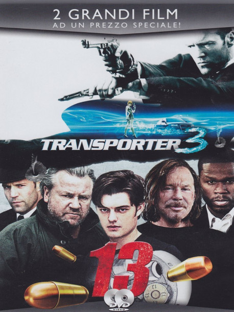 Transporter 3 / 13 - Se Perdi Muori (2 Dvd)