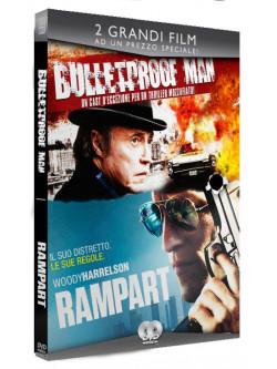 Bulletproof Man / Rampart (2 Dvd)
