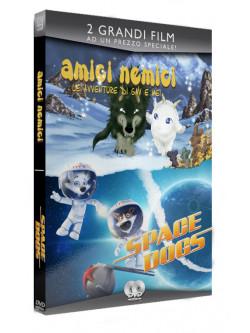 Amici Nemici / Space Dogs (2 Dvd)