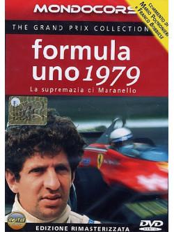 Formula Uno 1979 - La Supremazia Di Maranello