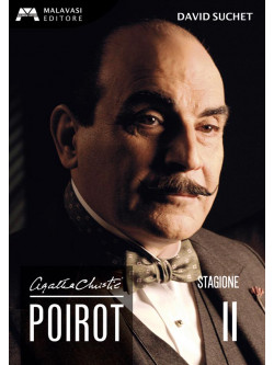 Poirot - Stagione 11 (2 Dvd) (Ed. Restaurata 2K)