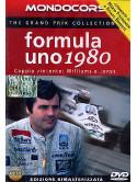 Formula Uno 1980 - Coppia Vincente : Williams E Jones