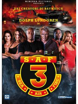 S.A.F. 3 (4 Dvd)